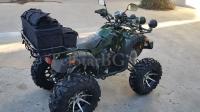 ATV TS-250 250 CC HUNTER CAMOUFLAGE С ДВИГАТЕЛ SHINERAY И 12`` ГУМИ ТЕГЛИЧ И ЛЕБЕДКА