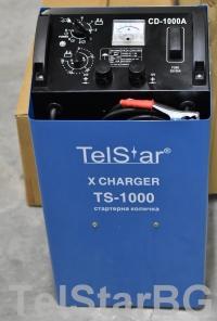 Стартерна количка TELSTAR CD-1000A-75