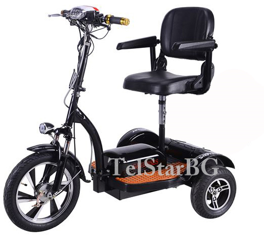 500W electric tricycle