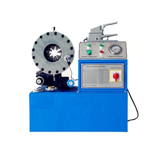 Hydraulic crimping machine Rexroth Germany TS-90C