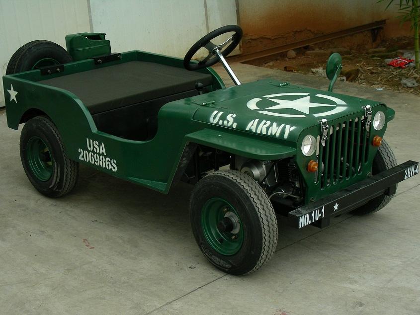 Mini jeep 150