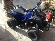 Електрическо АТВ 750W втора употреба,  в добро състояние нуждае се от нови гуми.