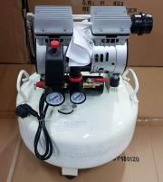 Fuji Dental Безшумен безмаслен дентален компресор TS750W 35L