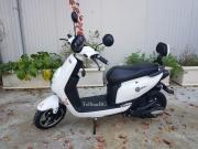 Eлектрически скутер  TS-EMAL 800W с документи за регистрация в КАТ за 2018г.!
