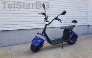 Електрически скутер BIG CITY HARLEY 60V 13AH 1500W ПРОМО ЦЕНА!!!