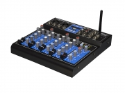 Смесителен пулт миксер BIEMA MX04T 4- канален с MP3 USB REC BLUETOOTH функции