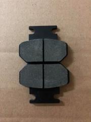 Комплект накладки за електрически скутер HARLEY 600-3/ 600-4 BRAKING PADS TS-600-3 SET