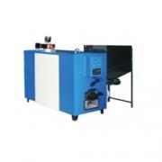 Pellet boiler steel