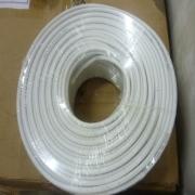 Коаксиален кабел RG6U/CCS64 100M WHIT MIDDLE