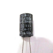 Кондензатор 22мF/100V КЕА