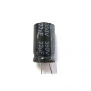 Кондензатор 22мF/350V