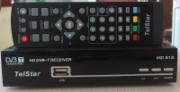 Декодер с Rf модулатор Telstar - Dvbt 815 с дисплей