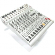 Миксер с усилвател BIEMA EMX800L4 2X300W  8WAY