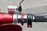 Електрически скутер  ELEKTROROLLER FUTURA с VESPA дизайн 4000W 72V