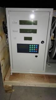 Диспенсер за горива и агресивни течности  WS3415 с брояч