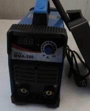 Електрожен  IGBT MMA200A-12+LED DISPL VOV