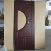 двойна летяща интериорна врата от MDF M036