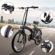 Сгъваем електрически скутер - велосипед 250W NAKTO FASHION