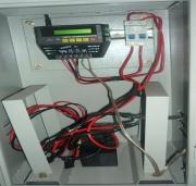 Соларен контролер  с алуминиева кутия