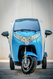 Електромобил електрическа триколесна кола 3000W  с документи за регистрация в КАТ