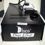 YR D-059 UP FOG MACHINE 1500W