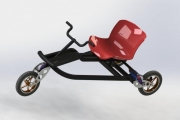 Електрическа триколка ''Volt Elektric'' Нов модел