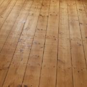 Дюшеме от бял бор (дървен под)