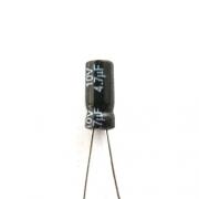 Кондензатор 4.7мF/10V
