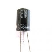 Кондензатор 4.7мF/350V