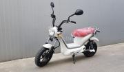 Електрически скутер EM BB 1600W 60V/20AH с големи OFFROAD гуми и документи за регистрация в КАТ