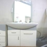 Мивка с огледало и шкаф HF-52T