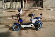 Електрически скутер TS11 1000W 48V 12Ah