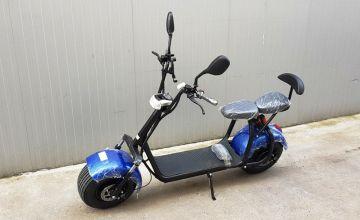 Електрически скутер TS-600-3+ 60V/12AH 1500W Цена: 1362.68лв.