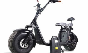 Електрически скутери BIG CITY HARLEY 60V 13AH 1500W ПРОМО ЦЕНА!!!