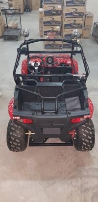 Мини джип  модел TS200CC-L с екстри и регистрация*