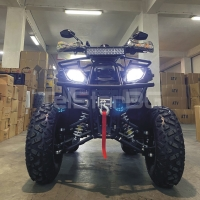 ATV TELSTAR COMANDER 220CC С ЛЕБЕДКА FULL ЕКСТРИ 2021