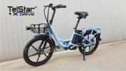 Електрически скутер- велосипед E-BIKE TS-011 350W НОВ МОДЕЛ