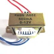 Трансформатор 12V /500MA