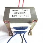 Трансформатор 12VX2 /5A
