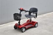 Електрическа четириколка за инвалиди и трудноподвижни хора TS-180F 250W 20AH