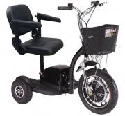 Електрическа триколка  LUX с луксозна седалка 500W 48V Нов модел
