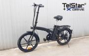 Сгъваем електрически скутер- велосипед E- BIKE TS-010 350W НОВ МОДЕЛ