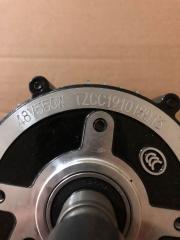 Електрически двигател 48V 550W за ел. триколки Подходящ за модел ел. триколка  TS-750/ TS-751, TS-750 OFFROAD и др.