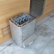 Печка за сауна 6КW