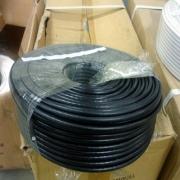 Коаксиален кабел RG6U/CCS/64 100M BLACK
