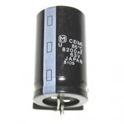 Кондензатор 8200мF/63V