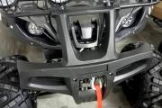 RANGER PLASTIC BUMPER FRONT TS-250 Роубар за ATV 250CC