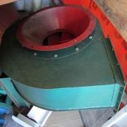 Промишлен прахов вентилатор