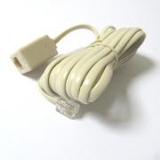 Свързващ кабел за телефон KD38-6P4C 5М