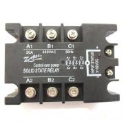 Реле LR30.2 3P 20A